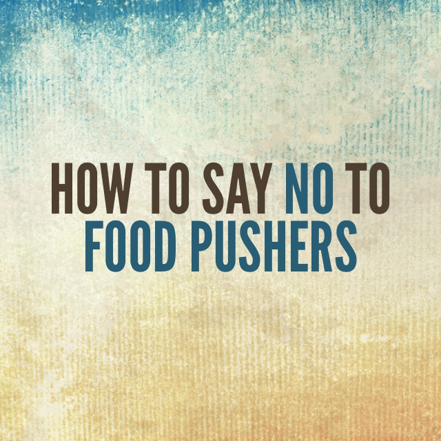 food pushers